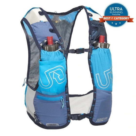 Ultimate Direction Ultra Vest 4.0 Hydratationsweste 10,3 l blau mt M
